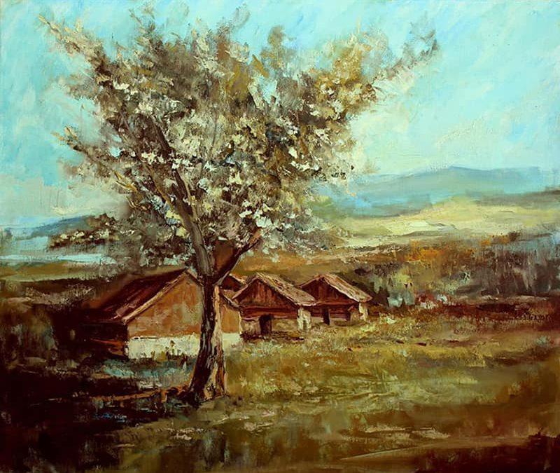 Курс живопись маслом «от Азов к совершенству»
