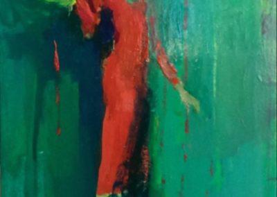 портрет фигура женщины